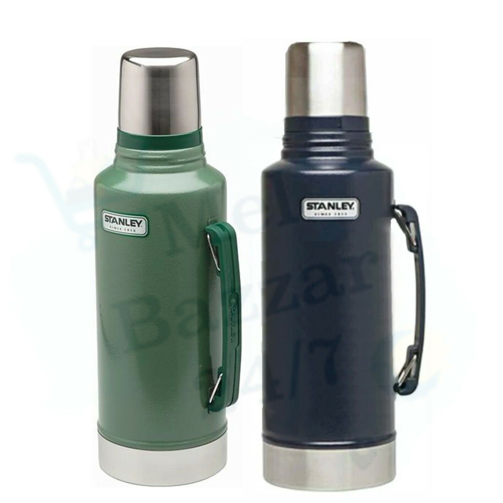 New Stanley 1.9L Thermos Flask  Insulated Vacuum Stainless Steel Classic Bottle  with 60% off discount