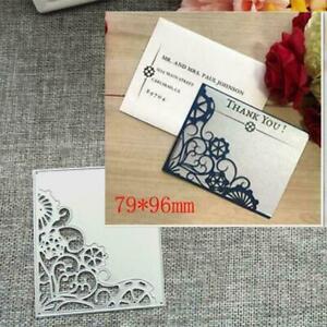 6X Oval Cutting Dies Stencil DIY Scrapbooking Album Paper Craft Set Card Em C2T7