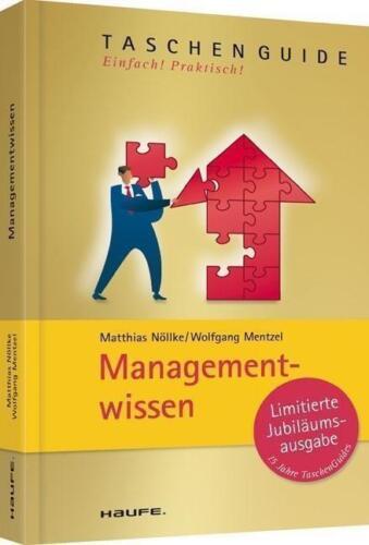1 von 1 - Managementwissen von Wolfgang Mentzel und Matthias Nöllke (2012,...