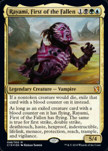 Rayami-First-of-the-Fallen-Foil-x4-Magic-the-Gathering-4x-Commander-2019-mtg