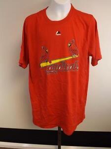 New-Minor-Pin-Hole Adam Wainwright Youth Size XL XLarge (18) Red ... 1e36dbad8