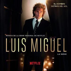 Musica-De-La-Serie-Original-De-Netflix-Luis-Miguel-La-Serie-CD-Sealed-New