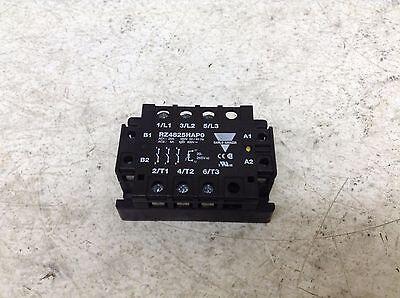 Carlo Gavazzi RZ4825HAP0 Solid State Relay 25 Amp 480 V 20265 V