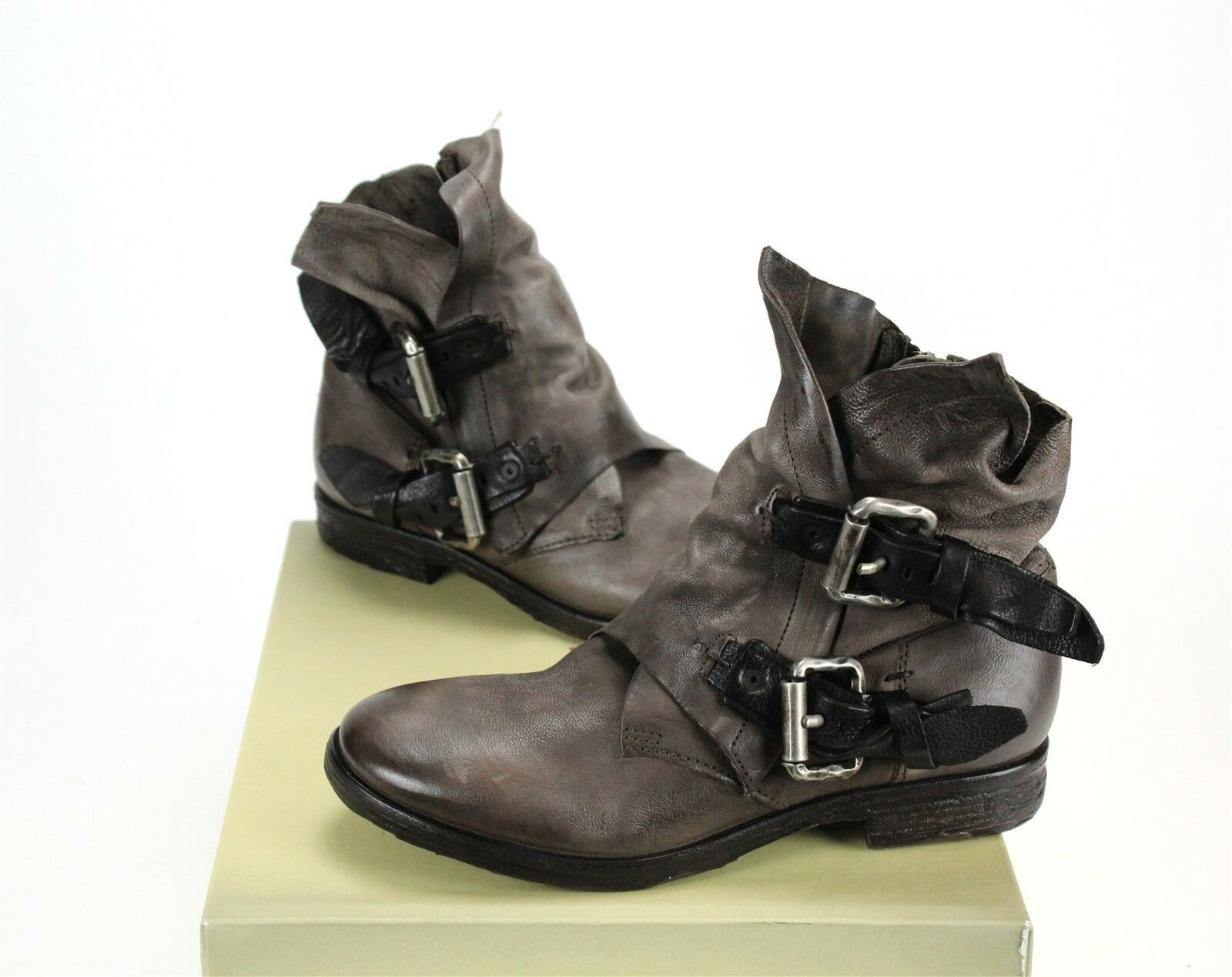 A.S.98  Syracuse - Rock EU Size 38 Women's Boots