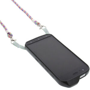 Case-with-Mobile-Cat-S61-Shoulder-Case-Band-Cord-Cord-Rainbow