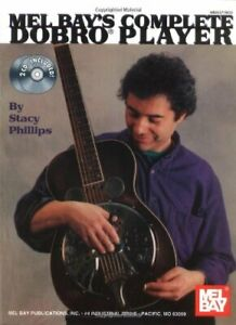 Mel-Bay-Complete-Dobro-Player-Book-CD-Set-by-Stacy-Phillips-Paperback