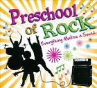 Everything Makes a Sound [Digipak] by Preschool of Rock (CD, Dec-2012, CD Baby (distributor))