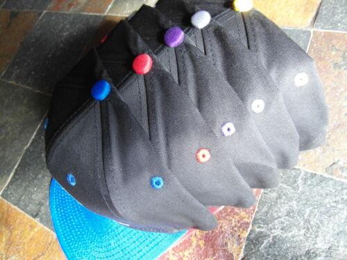 Purple Bill 1 Size Fits Most Black Hat California Republic Snap Back Cap