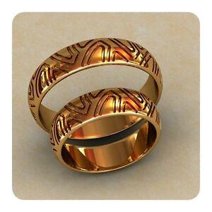 Respectueux 5 Pcs Wedding Band Ring Wax Patterns For Lost Wax Casting Jewelry _kb-781 ModèLes à La Mode