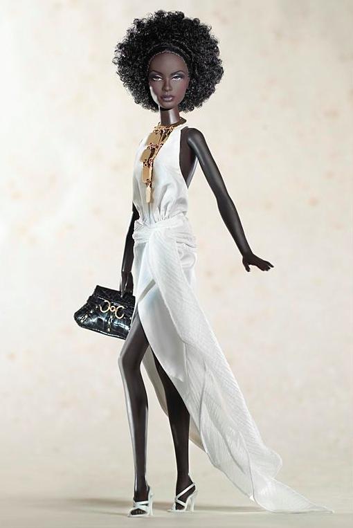 RARE 2004 modellololo del momento Barbie  Nichelle. NUDO Bambola & Ste solo.  fino al 60% di sconto