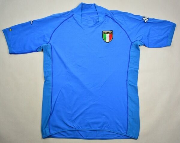 Kappa 2002 ITALY SHIRT XXL Shirt Jersey Kit