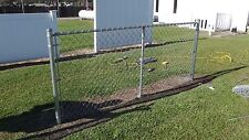 """Extend-a-Fence Chain Link Raise Your Fence 2 1/2"""" - 2' END Post Kit Add Height"""