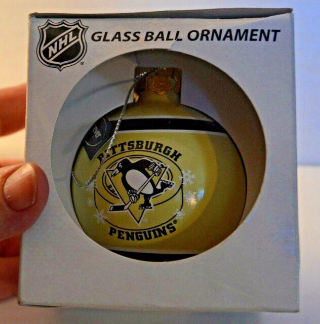 Pittsburgh Penguins Christmas Ornament NHL Forever | eBay