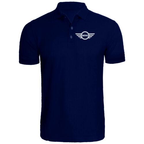 auto *driver MINI cooper S  POLO shirt racing bmw company