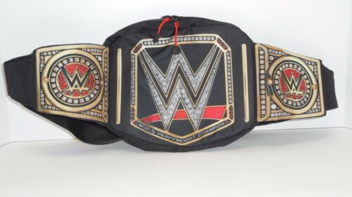 Loot Crate WWE Slam Crate Exclusive Championship Title Belt Fanny Pack