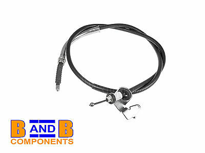 BMW MINI R50 R52 R53 ONE COOPER S HAND BRAKE CABLES PAIR 34411514214 34411514215