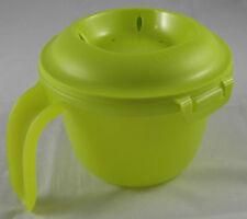 Tupperware Junior ReisMeister 550 ml Reiskocher für Mikrowelle Hellgrün Neu OVP