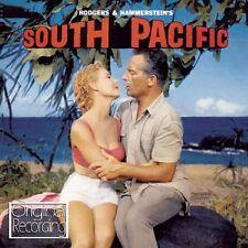 South Pacific [Hallmark] by Original Soundtrack (CD, Jul-2010, Hallmark Recordings (UK))