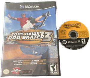 Tony-Hawk-039-s-Pro-Skater-3-Nintendo-GameCube-2001-Free-Shipping-Tested