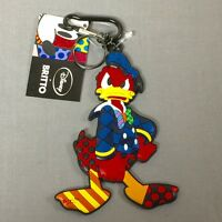 Enesco Disney Britto Donald Duck Keychain 4024584