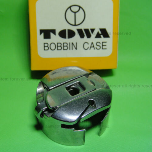 TOWA LARGE M BOBBIN CASE cap B84NBL for Consew 145RB 146RB 199RB made in JAPAN
