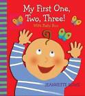 My First One, Two, Three! with Baby Boo Counting Book by Jeannette Rowe (Hardback, 2010)
