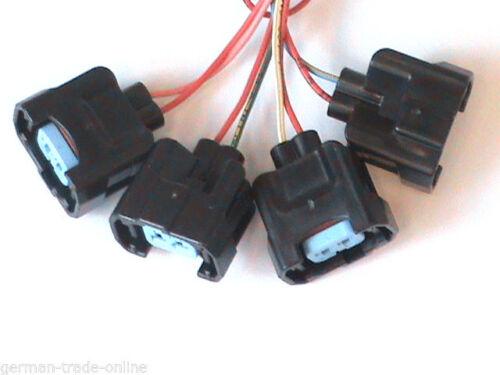 8 x lpg autogas Prins VSI conector inyector kn8
