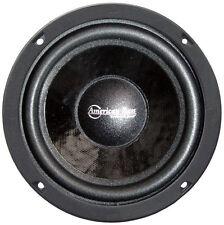 "American Bass SQ65CB 6.5"" [aq65cbx] Closed Back Midrange Speaker With Grill"