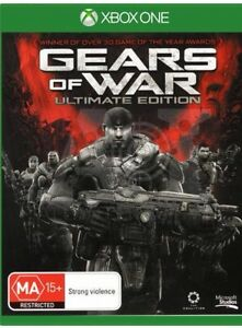 Details about Gears of war ultimate edition Xbox one