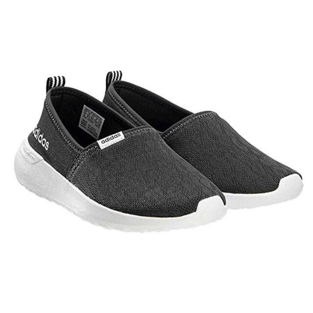 Adidas Cloud Foam Lite Racer Black Women/'s Slip-On Running Shoes Pick Size