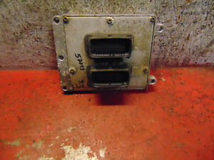 06 05 04 03 Saab 9-3 2.0 turbo engine computer 55569738 ...