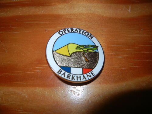 Bertrand   G 5481 OPERATION    BARKHANE       insigne  général         Arthus
