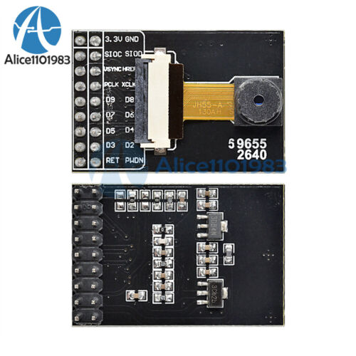 OV9655 Camera Board 1.3 MegaPixel Camera Chip CMOS SXGA Module Development Kit