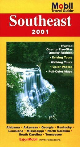 Mobil Travel Guide 2001  Southeast  MOBIL TRAVEL GUIDE COASTAL SOUTHE