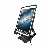 Cta Digital Anti-theft Security Case With Pos Stand For Ipad Ai... Free Shipping
