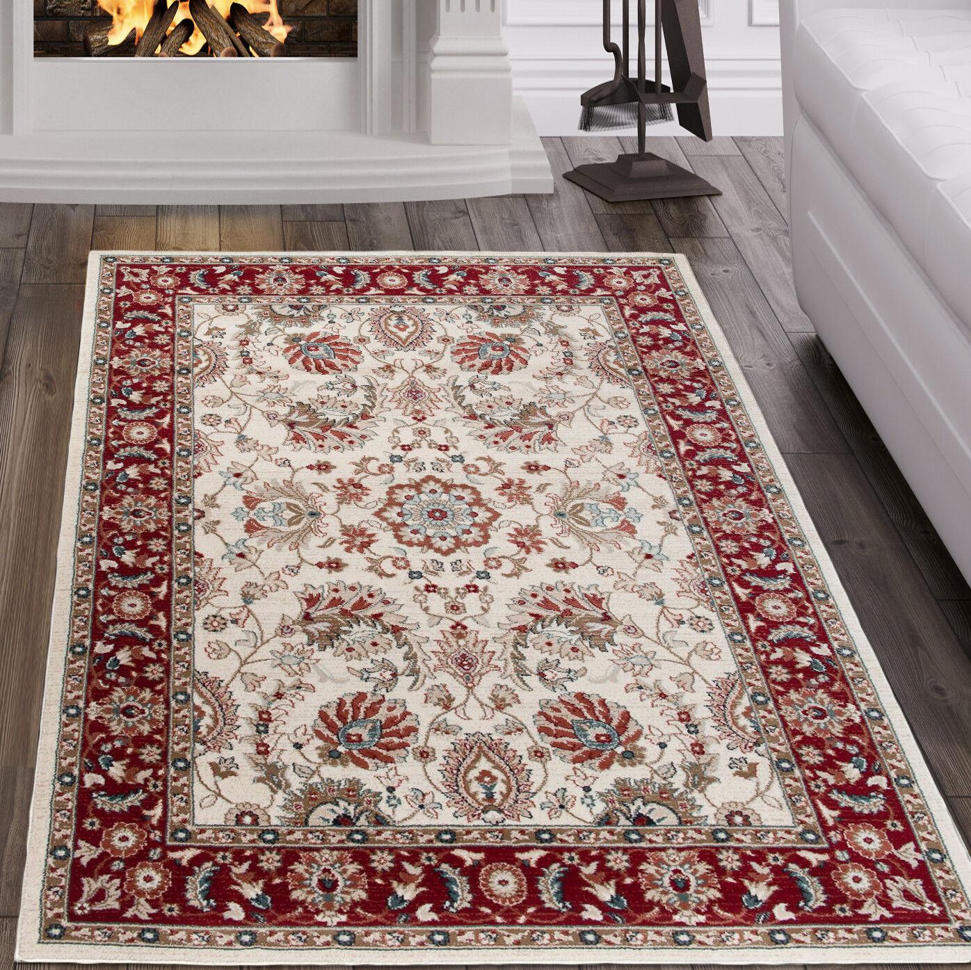 Carpettes Design Classique Petite Moyenne Moyenne Moyenne Grande Rouge Blanc Noir Nouveau Tapis | Convivial  53ad33