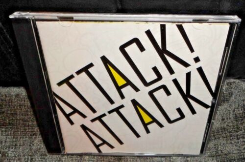 1 of 1 - Attack! Attack! (CD, 2008)