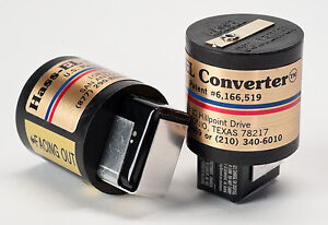 Hasselblad Battery Adapter500EL/ELM/ELX Hasselconverter-1 PAIR