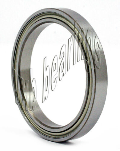 6805ZZ Bearing 25*37*7 Shielded mm Metric Ball Bearings