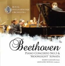Beethoven: Piano Concerto No. 3 & Moonlight Sonata, New Music