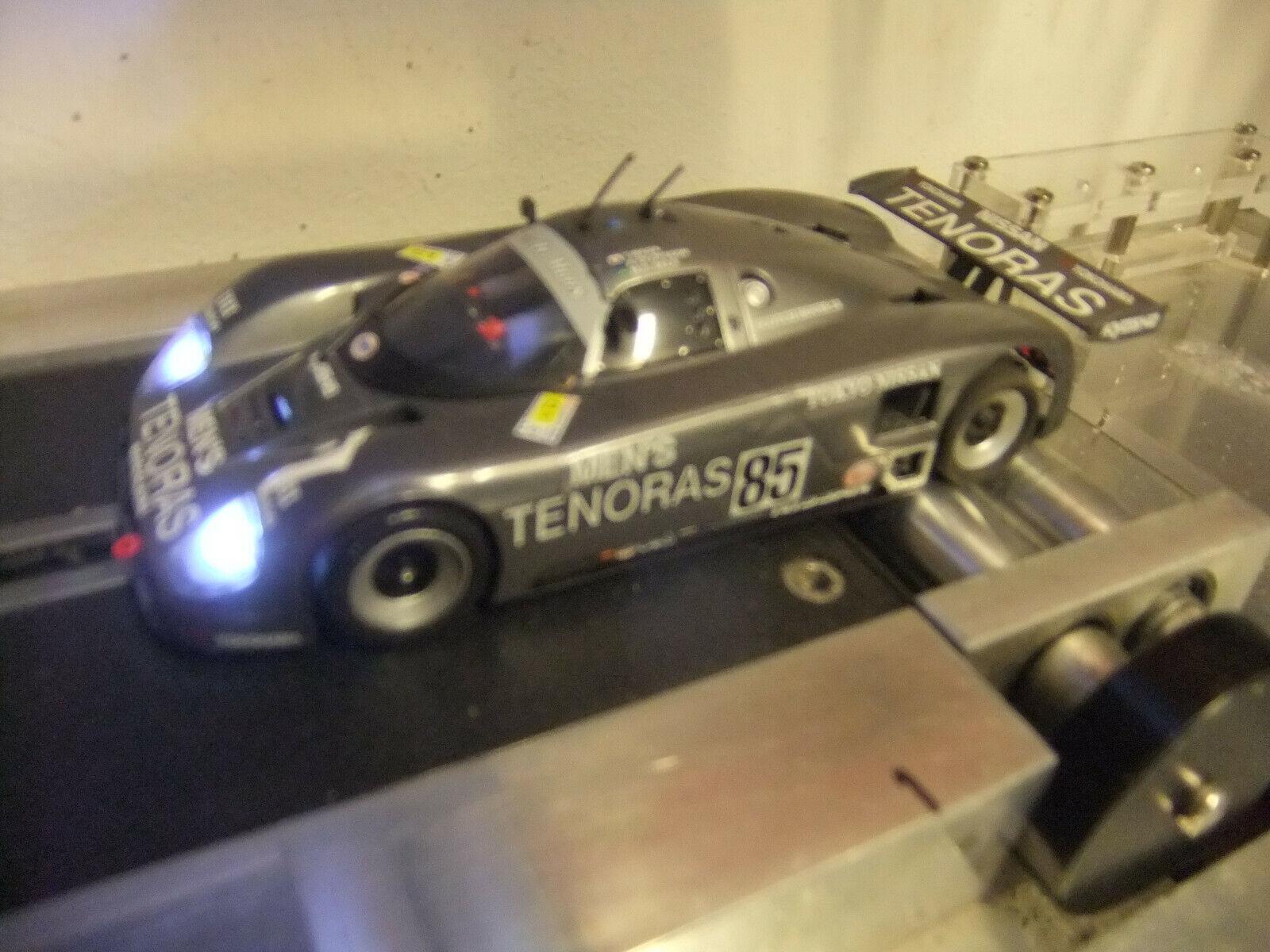 für Carrera Digital 132  Nissan R89C  85 Le Mans 1990 Slot  CA28b NEU