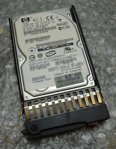 146GB-HP-443177-002-375863-012-DG146A4960-2-5-034-SAS-1-Port-10K-Hard-Drive-amp-Caddy