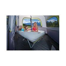 Queen Size Air Bed Cot Mattress Folding Inflatable Sleeping Camping Gear W Pump