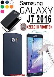 custodia e vetro samsung j7 2016
