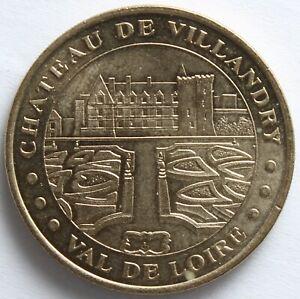 JETON-MDP-CHATEAU-DE-VILLANDRY-2000