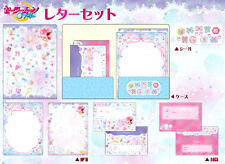 LIMITED RARE Sailor Moon Crystal Chibimoon Letter Sticker Romance Story set cute