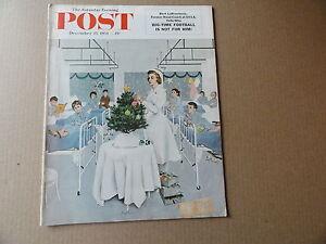 Saturday-Evening-Post-Magazine-December-25-1954-Complete
