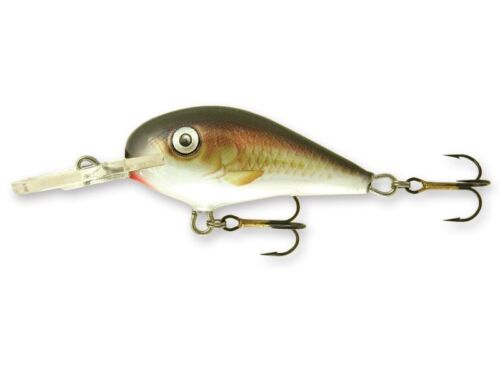 GOLDY Fighter *G04-* 5cm 5,1g Floating crankbait hard lure esche COLORI
