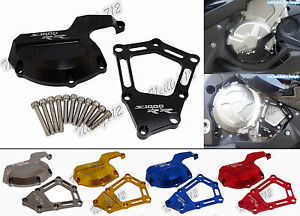 Engine-Case-Stator-Cover-Guard-Sliders-Protector-Fit-2009-2017-BMW-S1000RR-HP4