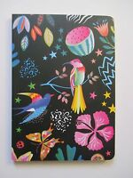 Aa Tropical Mix C Notebook Journal Blank Sketch Diary Book 80 Pg Roger La Borde